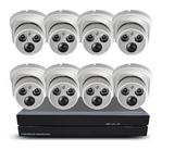 Внутрений комплект видеонаблюдения 960Р на 8 камер
